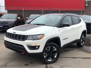 2018 Jeep Compass TRAILHAWK**SUNROOF**NAV**BACK UP CAMERA**