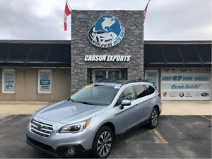 2016 Subaru Outback 3.6R w/Limited Pkg NAV AND HEATED SEATS!