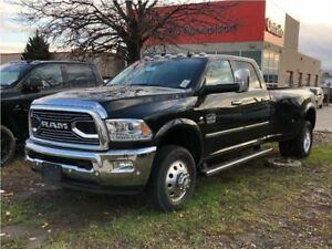 2018 Ram 3500 *DEMO*ONLY 1143 KMS**SAVE