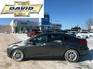2016 Ford Focus SE/ HEATED SEATS, STEERING/ CDMP3/ REAR CAM