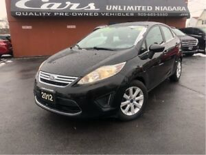 2012 Ford Fiesta SE | ONLY 82, 505 KM | NO ACCIDENTS | BLUETOOTH