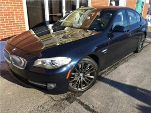 2011 BMW 550 I XDRIVE / TWIN TURBO V8/ LOW KM! FULL WARRANTY
