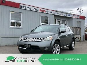 2007 Nissan Murano SL | AWD | BACK-UP CAM | HTD SEATS