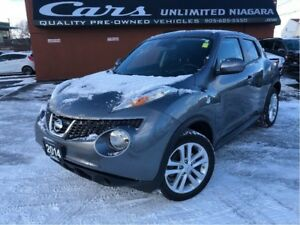 2014 Nissan Juke SV | ONLY 39,994 KM | NO ACCIDENTS | REMOTE STA
