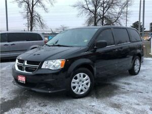 2015 Dodge Grand Caravan CVP**3.6L**V6**STOW AND GO**POWER WINDO