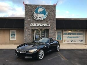 2011 BMW Z4 LOOK CLEAN S DRIVE 35I! FINANCING AVAILABLE!