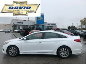 2015 Hyundai Sonata SPORT TECH/ LEATHER/ SUNROOF/ SAFETY PCKG !!