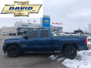 2016 GMC Sierra 1500 ELEVATION DCAB 4WD/ KEYLESS/ 20in WH/ FOGS/