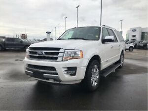 2017 Ford Expedition Max Platinum Max, 600A PKG, ECOBOOST, MOONR