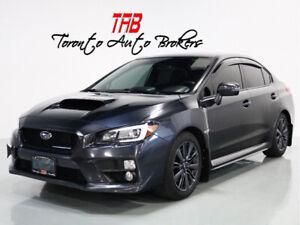 2017 Subaru WRX | 1- OWNER | 6 SPEED | FACTORY WARRANTY