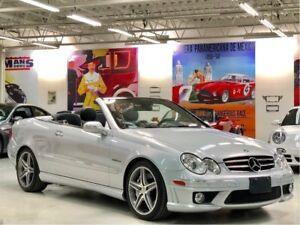 2007 Mercedes-Benz CLK-Class CLK63 AMG, Navigation...