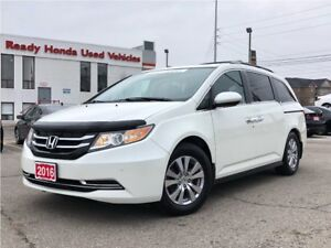 2016 Honda Odyssey EX-L w/RES -  Leather - DVD - NEW TIRES