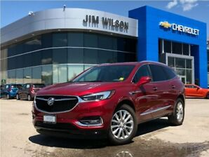 2018 Buick Enclave Premium AWD LEATHER ROOF NAV 20 WHEELS