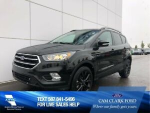 2018 Ford Escape Titanium 400A 2.0L I4 Ecoboost with Sport Packa