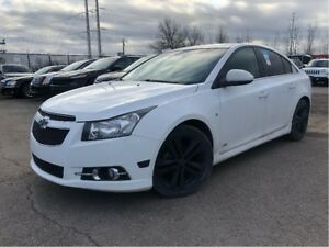 2014 Chevrolet Cruze LTZ - Ex-Lease - Sunroof