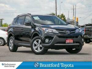 2013 Toyota RAV4 XLE, FWD, Only 80120 Km's!!, Sunroof, Navigatio