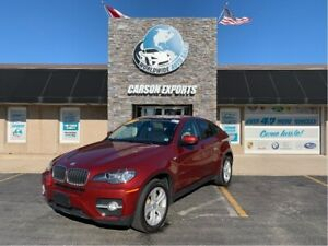 2012 BMW X6 LOOK SHARP 35I! FINANCING AVAILABLE!