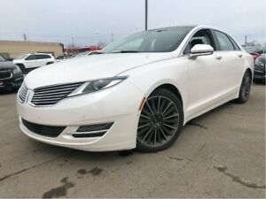 2015 Lincoln MKZ Hybrid |Reserve|Leather |Navigation |Glass Roof