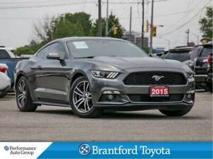 2015 Ford Mustang EcoBoost Premium, 76349 Km's, Automatic