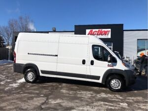 2018 Ram Promaster 2500 HR159wb. LOADED!