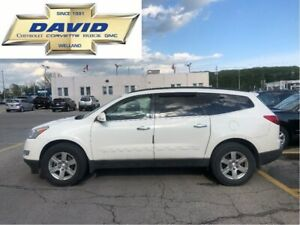 2012 Chevrolet Traverse 1LT AWD, LOADED, 3.6L, AS TRADED
