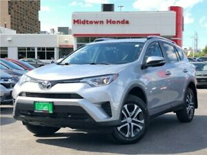 2016 Toyota RAV4 FWD LE-local trade-reliable and very clean