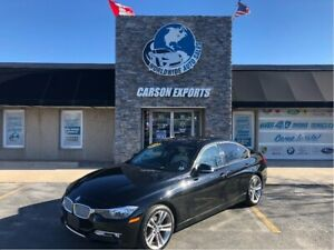 2013 BMW 3 Series LOOK 320I XDRIVE AWD! $150.00 BI-WEEKLY+TAX!