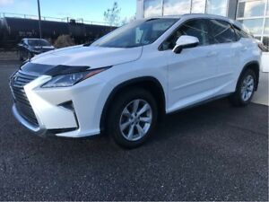 2017 Lexus RX LEATHER AND SUNROOF
