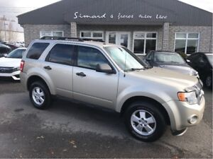 2010 Ford Escape XLT Automatic V6 3.0L 4WD