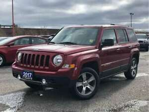 2017 Jeep Patriot NORTH**4X4**HIGH ALTITUDE**LEATHER**SUNROOF**