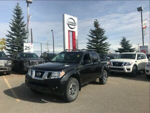 2017 Nissan Frontier PRO-4X LEATHER NAVIGATION