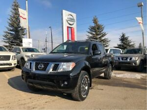 2015 Nissan Frontier PRO-4X ONE OWNER!