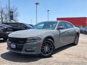 2018 Dodge Charger GT**AWD**LEATHER**SUNROOF**BACK UP CAM**BLUET