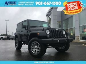 2017 Jeep Wrangler SPORT 4X4 - HARD TOP, BLUETOOTH, NEW TIRES