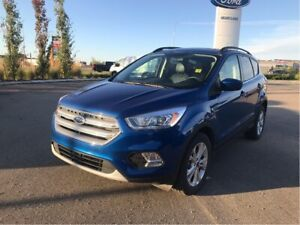 2018 Ford Escape SEL AWD, 1.5L ECO, LEATHER, ROOF, NAV, SYNC 3