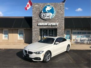 2015 BMW 4 Series LOOK LOW KM 428i xDrive FINANCING AVAILABLE!