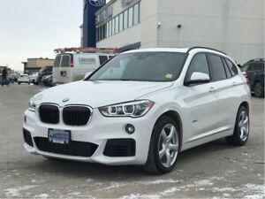 2016 BMW X1 xDrive28i / navigation / winter tires / local vehi