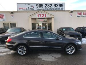 2011 Volkswagen CC Sportline, Leather, WE APPROVE ALL CREDIT