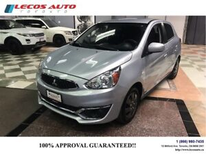 2017 Mitsubishi Mirage ES/Power Windows/Power Locks/Bluetooth
