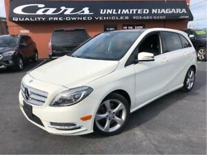 2014 Mercedes-Benz B-Class 250 Sports Tourer | NAVI | ROOF | CAM
