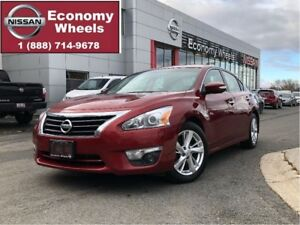 2015 Nissan Altima 2.5 SL / One Owner