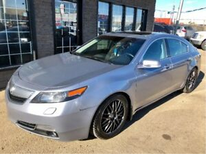 2012 Acura TL Technology Package (M6)
