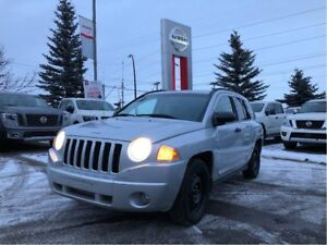 2008 Jeep Compass Limited 4WD LEATHER
