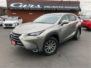 2015 Lexus NX 200t 1 OWNER | CAMERA | AWD | LOW MILEAGE ...