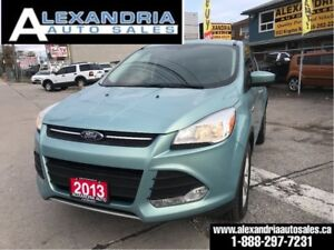 2013 Ford Escape SE/4WD/130km/like new/safety included