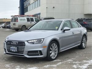 2018 Audi A4 Komfort / accident free / local vehicle /