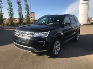 2019 Ford Explorer LIMITED, 2.3 ECOBOOST, MOONROOF, SYNC 3, NAVI