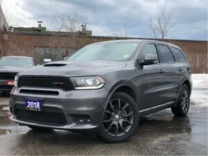 2018 Dodge Durango R/T**LEATHER**NAV**BACK UP CAM**
