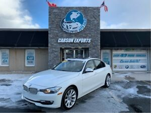 2013 BMW 3 Series CLEAN 320I W/XDRIVE AWD! FINANCING AVAILABLE!