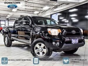 2015 Toyota Tacoma V6, TRD Sport, Tonneau cover, Tow pack, Non s